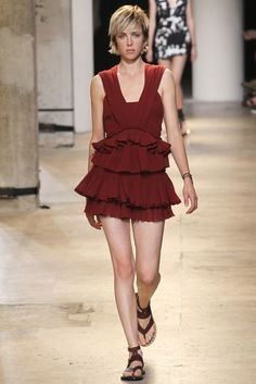 Isabel Marant Spring/Summer 2015 Ready-To-Wear Collection | British Vogue