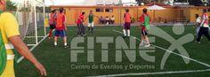 Complejo Deportivo FITNEX centro de recreación y eventos!