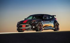 Blood Type Racing's Hyundai Veloster Turbo R Is a 500-hp Demon