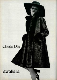 CHRISTIAN DIOR 1972