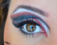 Sailor Pluto Inspired Makeup