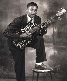 The Hooks Brothers     B.B. KIng      1949