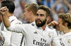 Divisi Primera: Real Madrid Ditinggal Dani Carvajal Empat Pekan -  https://www.football5star.com/liga-spanyol/real-madrid/divisi-primera-real-madrid-ditinggal-dani-carvajal-empat-pekan/102231/