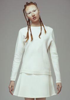 Duality - Reexon Escobar - Fashion Photography - Fashion Editorial - White - & Other Stories