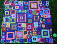 Babette Blanket - one I will make one!