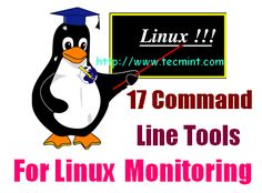 Linux Command Line Monitoring. Good stuff.