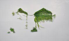 27_intertwinedweb artstormer, mixed media, art, sculpture, fabric arts, fabric, thread
