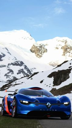 (°!°) 2012 Renault Alpine A110-50, roads to the Alps.. #2bitchn