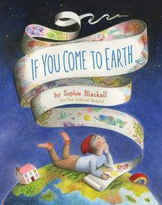 In this picture book, a boy writes a letter to an imagined alien, explaining all the things he will need to know about Earth and the people who live here--and adding a postscript asking what the alien might look like.