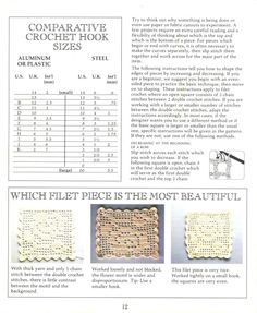 The Filet Crochet Book - inevavae - Picasa Web Albums