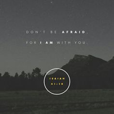 Isaiah 41:10  365 times The Lord tells us not to be afraid! Praise be to our Shepherd who watches over us!
