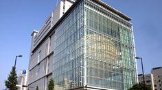 Chiba 4 level science centre!
