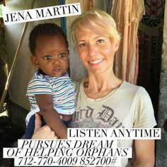 "As a busy RN and wife of a surgeon, Jena did not NEED the extra income... but she wanted to GIVE more and she wanted to be PRESENT in her 4 kids busy lives! Jena has a heart for and a calling to help Orphans! Listen in and learn WHY she said YES to Rodan + Fields and HOW this company is changing her & her family's life as well as the lives of SO MANY! Dial-in anytime #: 712-770-4009 / Access Code: 852700# There's a reason Harvard Business refers to this as an ""Opportunity of a Lifetime""!"