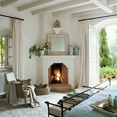 #shabbychic #interior #interiordesign #inspiration #oldstyle #home #cottage #country #vintage