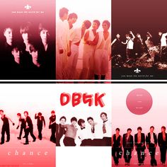 tvxq,dbsk,thsk Separate Ways, Keep The Faith, Jyj, Tvxq, I Missed, To My Daughter, Kpop, Concert, Movie Posters