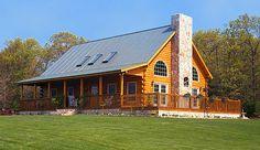 Love this Log House!!