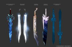 SwordSet11 by D1rtaH