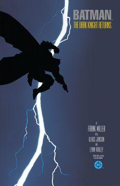 Batman The Dark Knight Returns. Frank Miller.