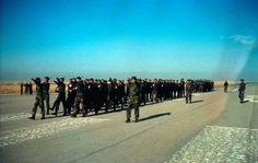 Türkmen askeri eğitimi erbil