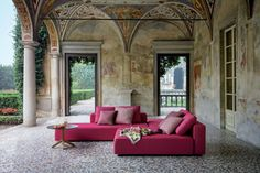 A Versatile, Adaptable Sofa for Outdoors - Design Milk