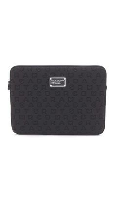 Marc by Marc Jacobs Dreamy Logo Neoprene 537kr