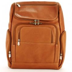 Ugh...exquisite leather laptop backpack.
