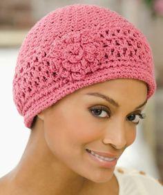 Sa invatam sa crosetam si sa tricotam: caciuli crosetate, modele si scheme de peste tot