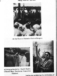 Netaji at the tomb of Bahadur Shah Zafar Rangoon where he presented Ba Mwa with a purse of thanking Burma for its support in Indian independence march to Delhi Subhas Chandra Bose, The Dreamers, Thailand, March, Purse, Indian, Movie Posters, Bag, Change Purse