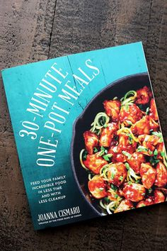 30-Minute Skinny Cashew Chicken Jo Cooks, Cashew Chicken, 30 Minute Meals, One Pot Meals, Family Meals, Cook Books, Skinny, Food, Essen