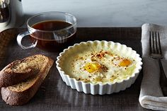 Baked Eggs / Design*Sponge