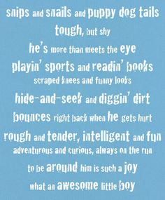 27 Best Little Boy Poems Images Sons Thinking About You Thoughts