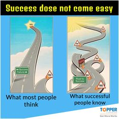 Very true... #Success #Motivational Success And Failure, Successful People, Funny Pins, Games For Kids, Textbook, Cool Kids, Coaching, Motivational, Learning