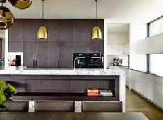 Design Hub - блог о дизайне интерьера и архитектуре: Дом в пригороде Мельбурна