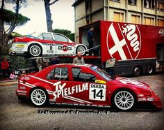 Alfa Romeo 155, Alfa Romeo Cars, Gta, Karting, Classic Italian, Cars And Motorcycles, Touring, Vintage Cars, Race Cars