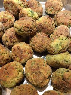 Polpette di zucchine www.cookdigusto.com