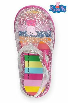 323e83d4fd98 Buy Pink Peppa Pig™ Jelly Shoes (Younger Girls) from the Next UK online