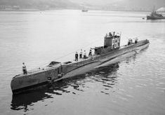 HMS P 615 (P 615) of the Royal Navy - British Submarine of the P 611 class - Allied Warships of WWII - uboat.net