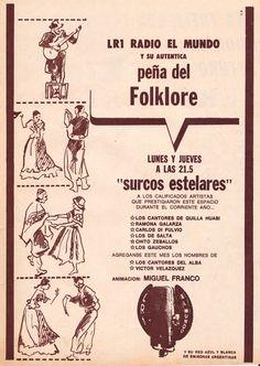 Publicidad de RADIO EL MUNDO, Buenos Aires, 1967.