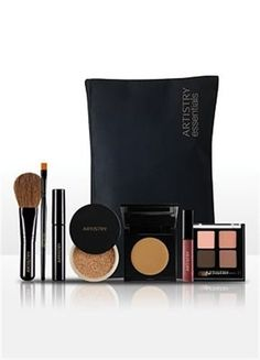 ARTISTRY - Makeup Kit : ARTISTRY Colour products match and enhance a woman's natural colouring, whoever she is, wherever she lives. Create the look that enhances your natural beauty with face, eye, cheek and lip essentials designed to reveal the beauty that resides inside every woman.