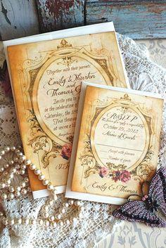 Victorian Steampunk Wedding Ideas ❤ See more: http://www.weddingforward.com/steampunk-wedding/ #weddings