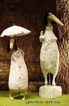 таксючанские. чудесные таксы из папье-маше,поднимут настроение в дождливую погоду,и суровые будни станут менее брутальны.жемчужины вашей таксячьей коллекции дожидаются только вас.