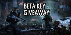 Betakey Giveaway - All platforms - The Division World