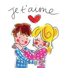 Je t'aime - by Blond Amsterdam