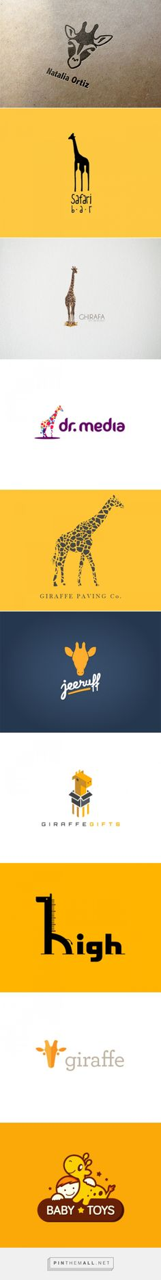 Logo Design: More Giraffes | Abduzeedo Design Inspiration - created via https://pinthemall.net