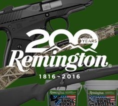 Remington Gun Giveaway: R51 Pistol, V3 Shotgun, 783 Rifle, 9mm & .22 Bucket 'O Bullets.