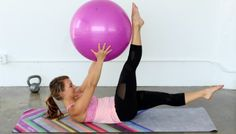 Pilates with the Ball!