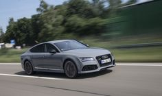 2015 Audi - Tests, news, photos, videos and wallpapers - The Car Guide Audi Rs7 Sportback, Car Guide, Audi A7, Auto News, Car Manufacturers, Dream Cars, Super Cars, Automobile, Sporty