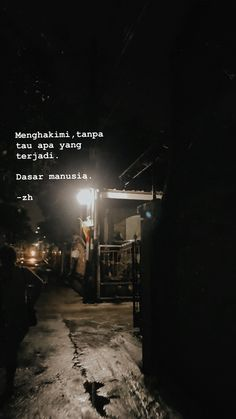 Discover recipes, home ideas, style inspiration and other ideas to try. Quotes Rindu, Quotes Lucu, Cinta Quotes, Quotes Galau, Story Quotes, Tumblr Quotes, Text Quotes, Mood Quotes, Daily Quotes