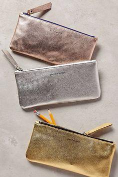 Gilded Parisienne Pencil Case