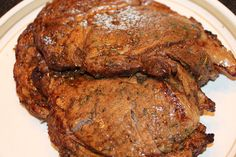 Steak Marinade Grilled Steak with Mushroom Wine Sauce and Crab Stuffed Potatoes